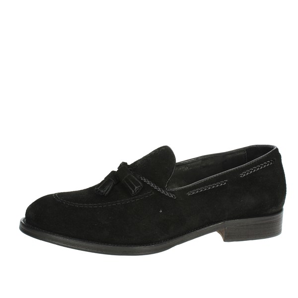 Veni Shoes Loafers Black AT001