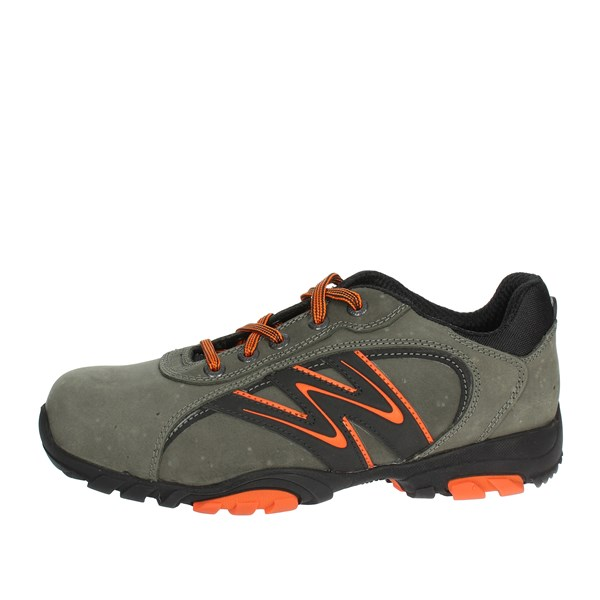 Lotto Works Shoes Work Shoes  Grey N4415