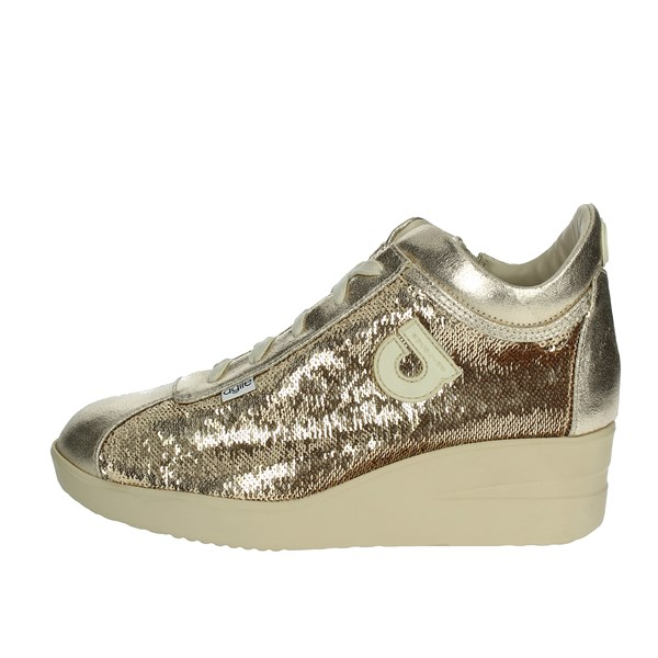 Agile By Rucoline  Shoes Sneakers Platinum  226