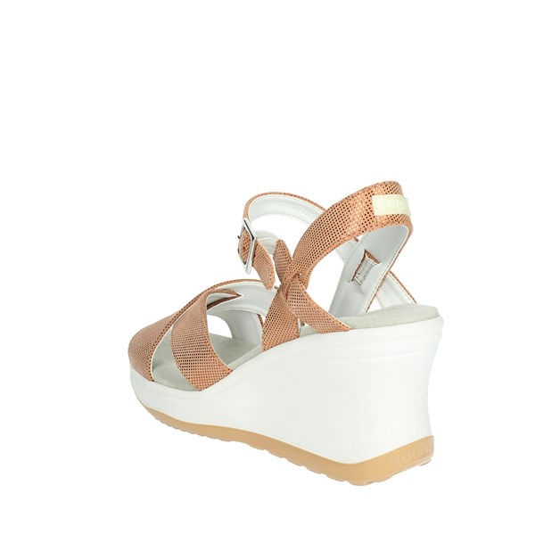 Agile By Rucoline  Shoes Sandals Orange 1871
