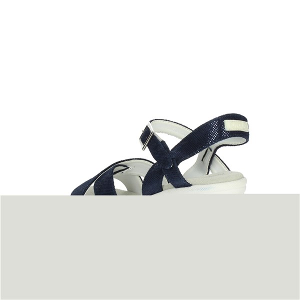 Agile By Rucoline  Shoes Sandals Blue 1871