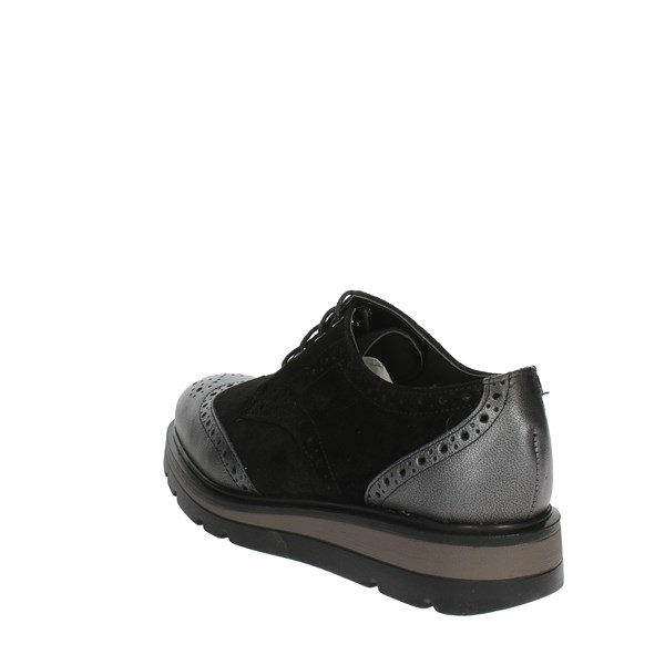 Cinzia Soft Shoes Brogue Black IAL25603RTL 001