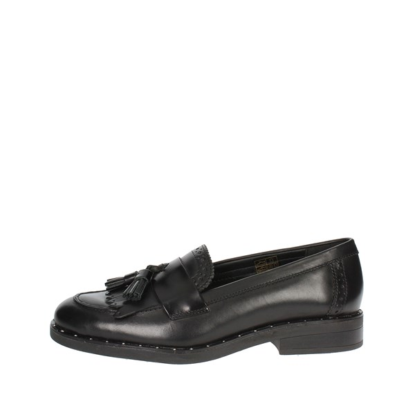 Cinzia Soft Shoes Moccasin Black IV9796-LS 001
