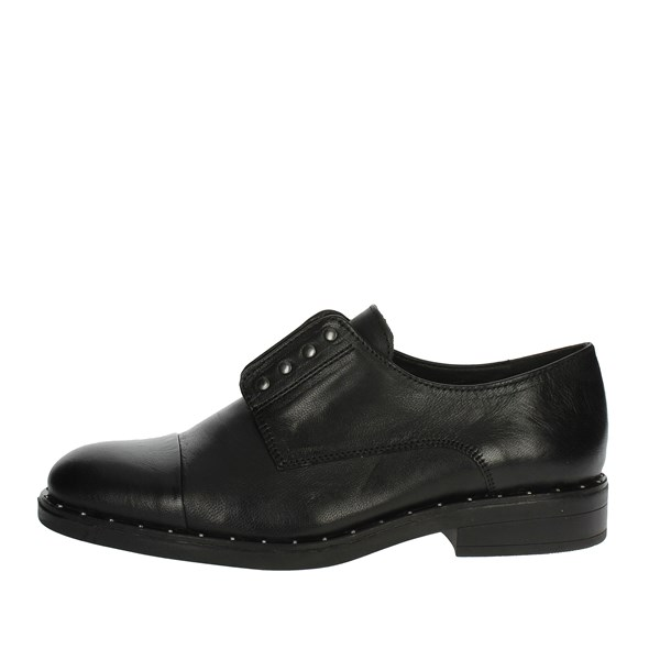 Cinzia Soft Shoes Brogue Black IV9234-B 001