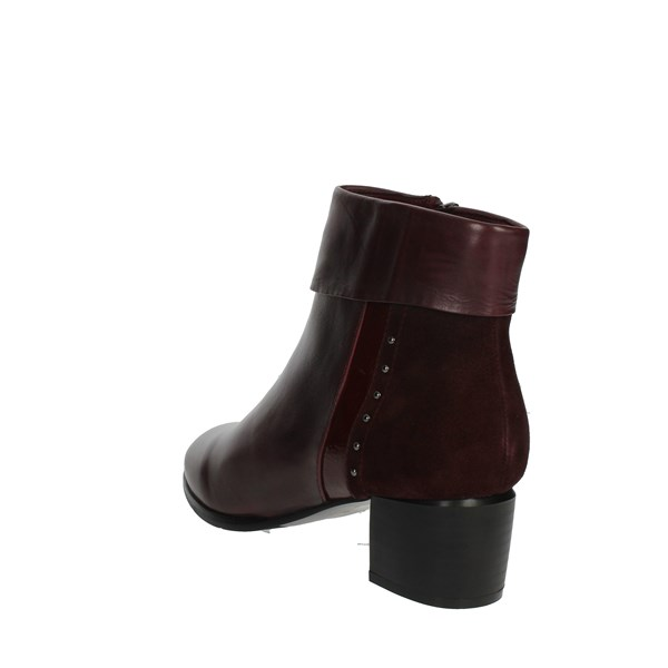<Cinzia Soft Shoes boots Burgundy ICB105 002
