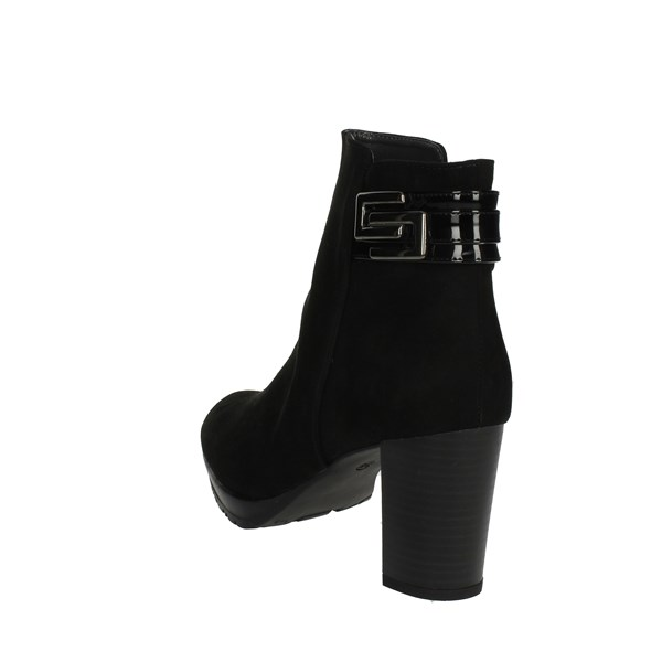 Novaflex Shoes Ankle Boots Black CAMPEGNIE 002