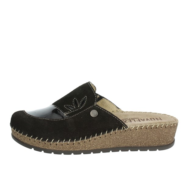 Novaflex Shoes slippers Black PIGNA 001