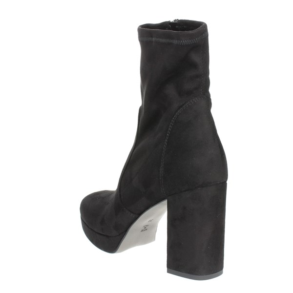 Pregunta Shoes Ankle Boots Black PAA081 003