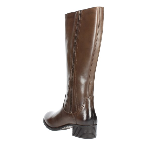 Pregunta Shoes Boots Brown PIA5349 002