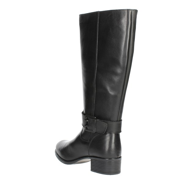 Novaflex Shoes Boots Black ABETONE 001
