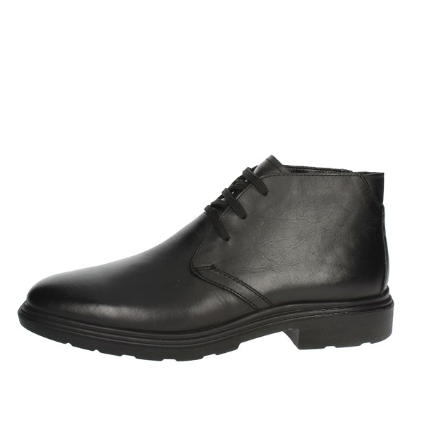 Pregunta Shoes Laced Black IV2084-M 001