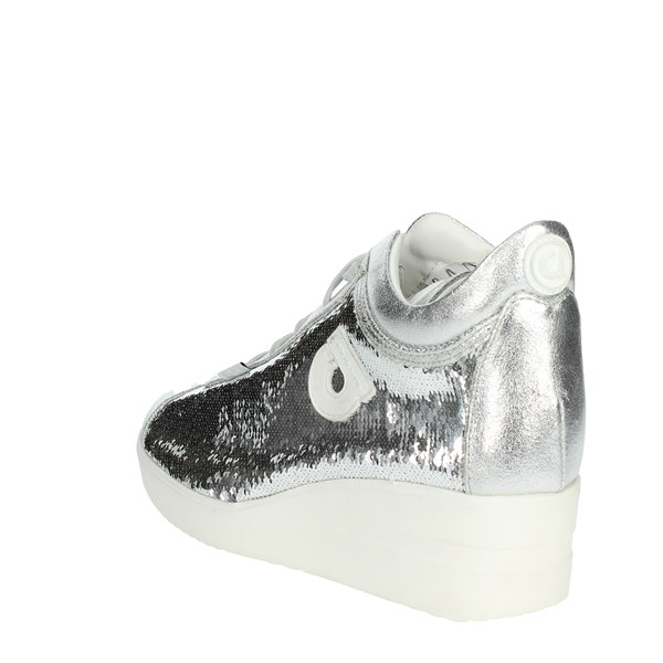 Agile By Rucoline  Shoes Sneakers Silver 226