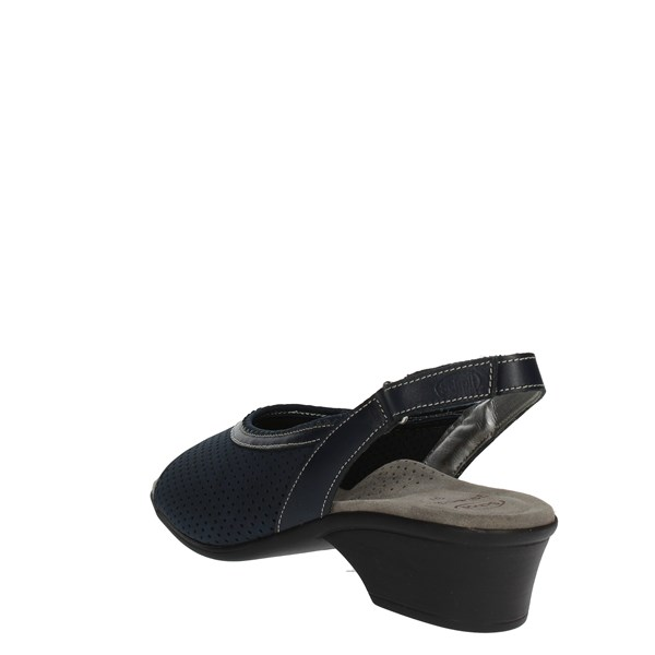 Scholl Shoes Sandals Blue ENNIS