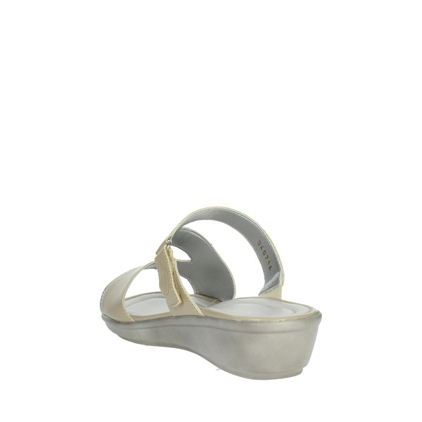 Scholl Shoes Clogs Beige SEIRAS