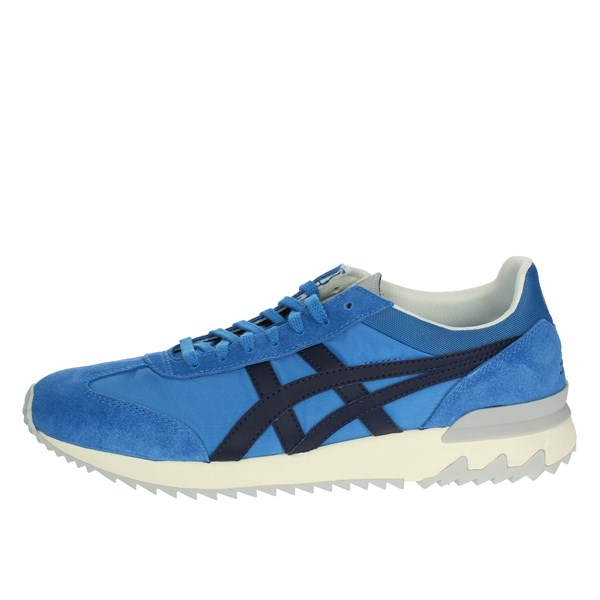 Onitsuka Tiger Shoes Sneakers Light Blue D800N..4258
