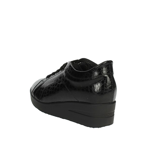 Agile By Rucoline  Shoes Sneakers Black 208-68