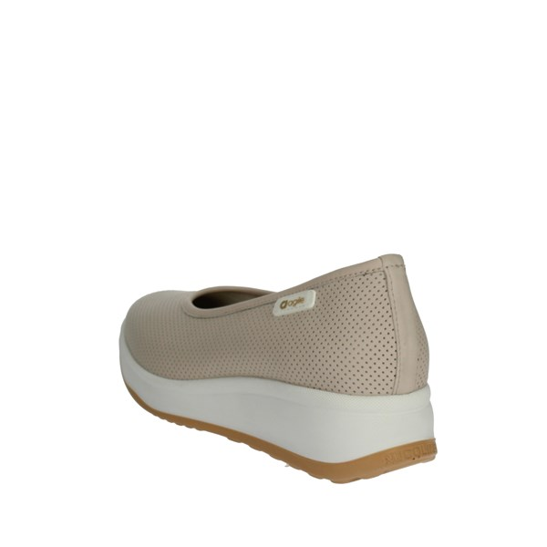 Agile By Rucoline  Shoes Ballet Flats Beige 136