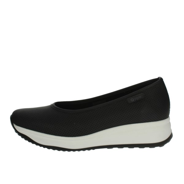 Agile By Rucoline  Shoes Ballet Flats Black 136