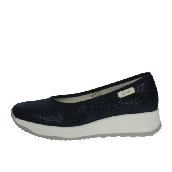 Agile By Rucoline  Shoes Ballet Flats Blue 136