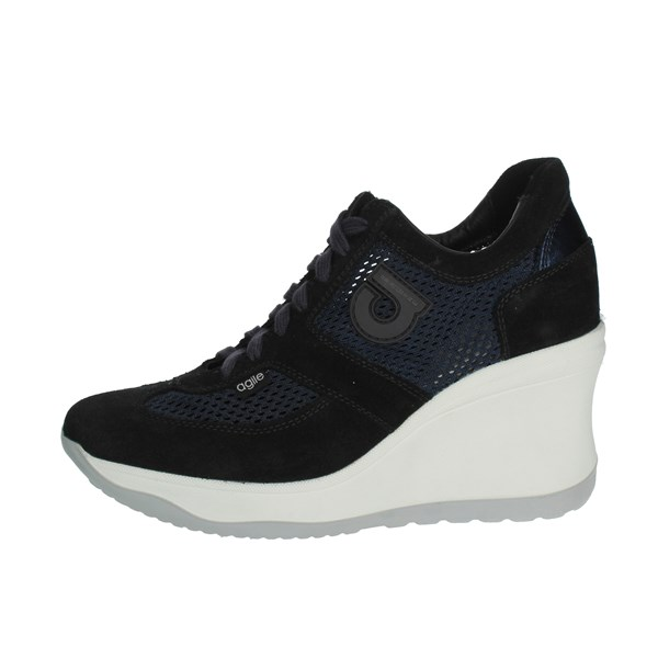 Agile By Rucoline  Shoes Sneakers Blue 1800