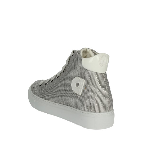 Agile By Rucoline  Shoes Sneakers Silver 2815