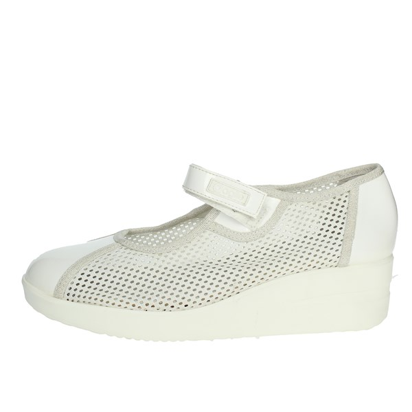 Agile By Rucoline  Shoes Dancers White 233