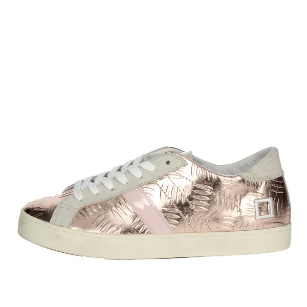 D.a.t.e. Shoes Sneakers Light dusty pink E19-21