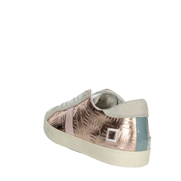 <D.a.t.e. Shoes Sneakers Light dusty pink E19-21