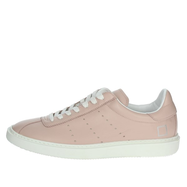 D.a.t.e. Shoes Sneakers Light dusty pink E19-1