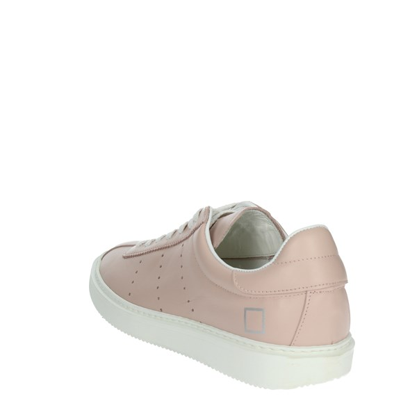 <D.a.t.e. Shoes Sneakers Light dusty pink E19-1