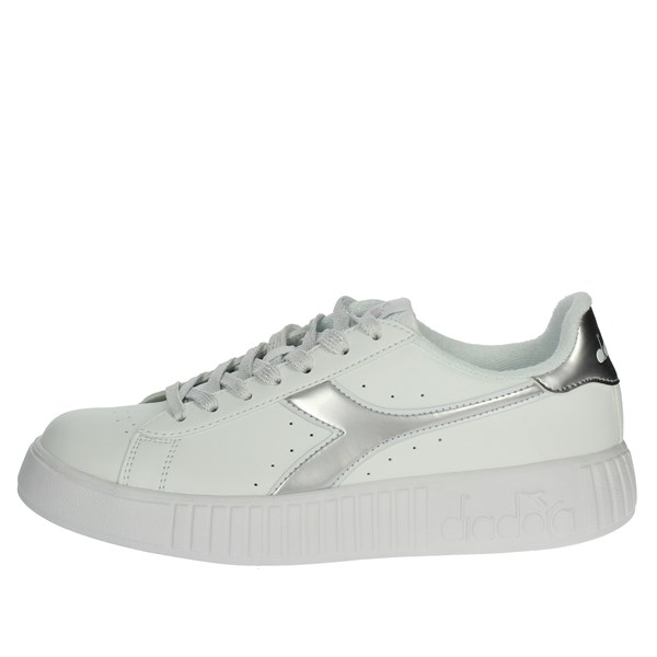 Diadora Shoes Sneakers White/Silver 101.174365 01 90001