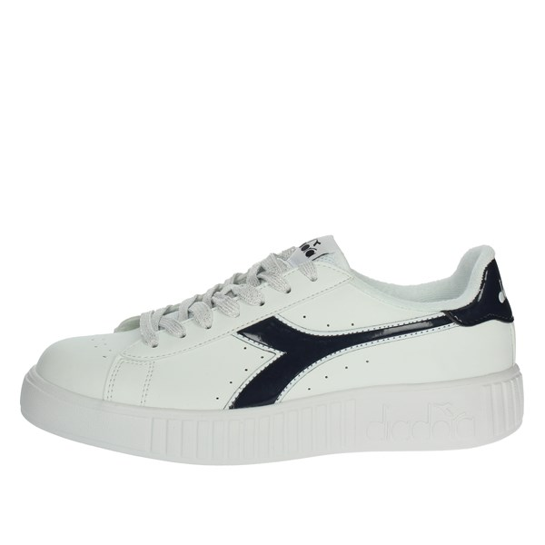 Diadora Shoes Sneakers White/Blue 101.174365 01 60063