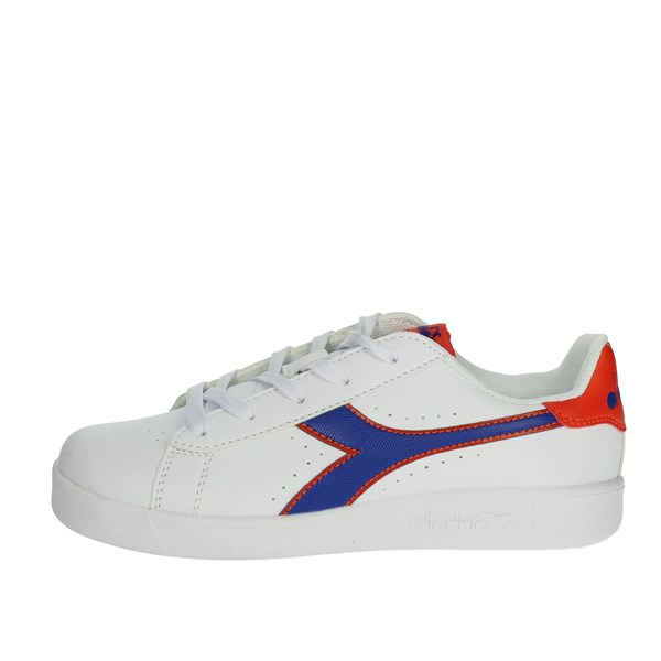 Diadora Shoes Sneakers White/Blue 101.173323 01 60050
