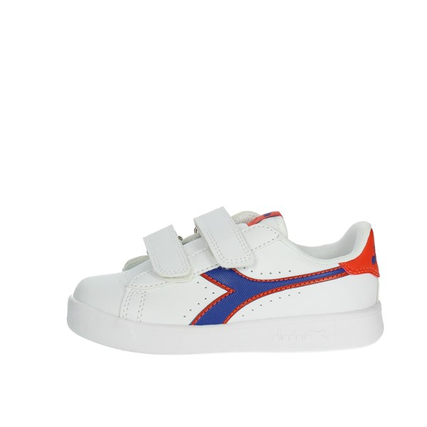 Diadora Shoes Sneakers White/Blue 101.173324 01 60050