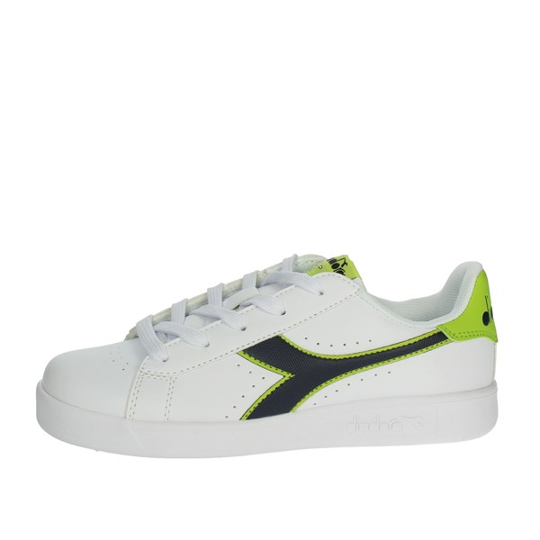 Diadora Shoes Sneakers White 101.173323 01 70317