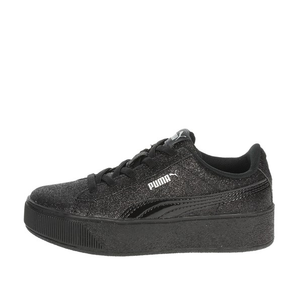 Puma Shoes Sneakers Black 366858 05