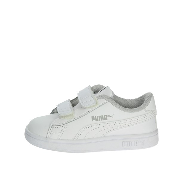 Puma Shoes Sneakers White 365174 04
