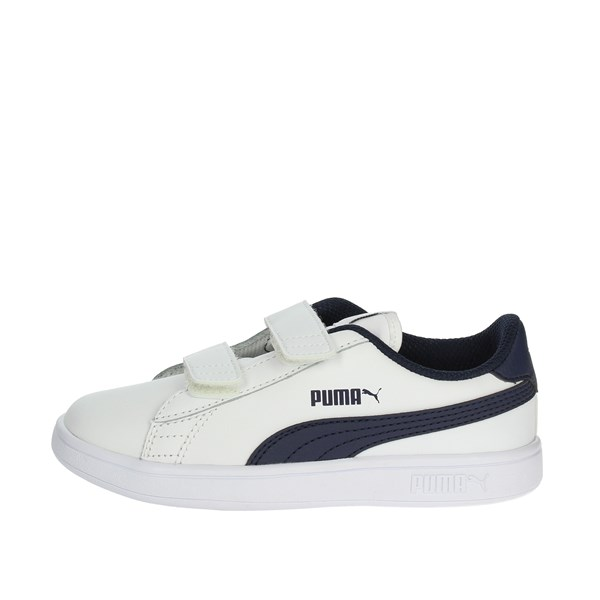 Puma Shoes Sneakers White/Blue 365173 04