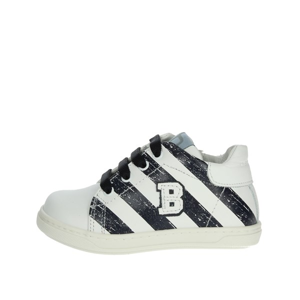 Balducci Shoes Sneakers White/Blue MSPORT2906