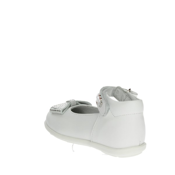 Balducci Shoes Dancers White CITA2405