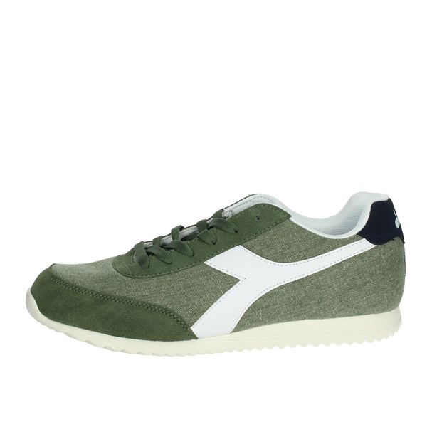 Diadora Shoes Sneakers Dark Green 101.171578 01 C6307