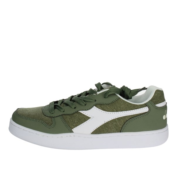 Diadora Shoes Sneakers Dark Green 101.174372 01 70398