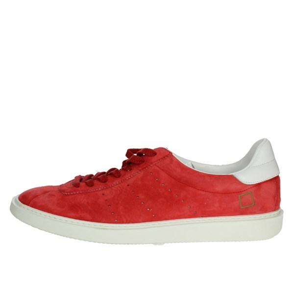D.a.t.e. Shoes Sneakers Red E19-135