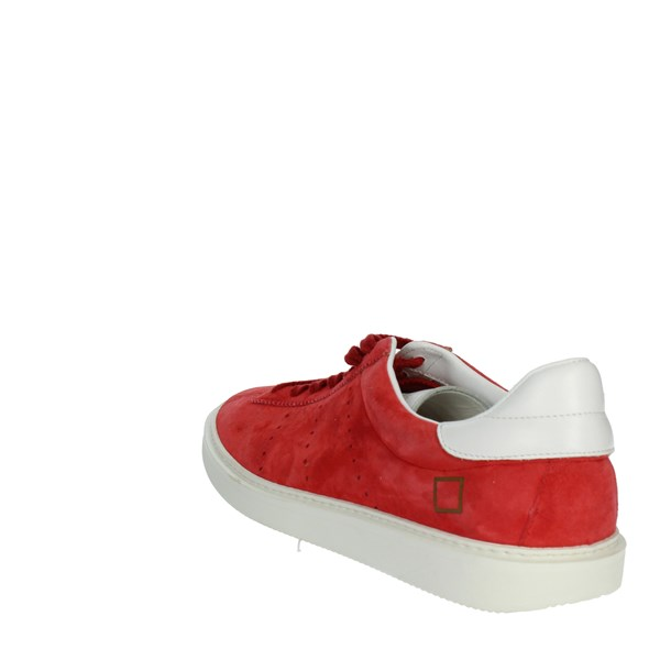 <D.a.t.e. Shoes Sneakers Red E19-135