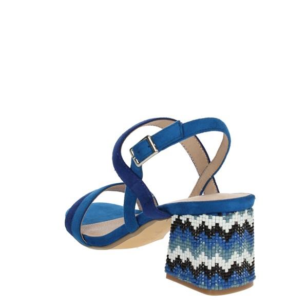 Menbur Shoes Sandals Blue 20249 0066