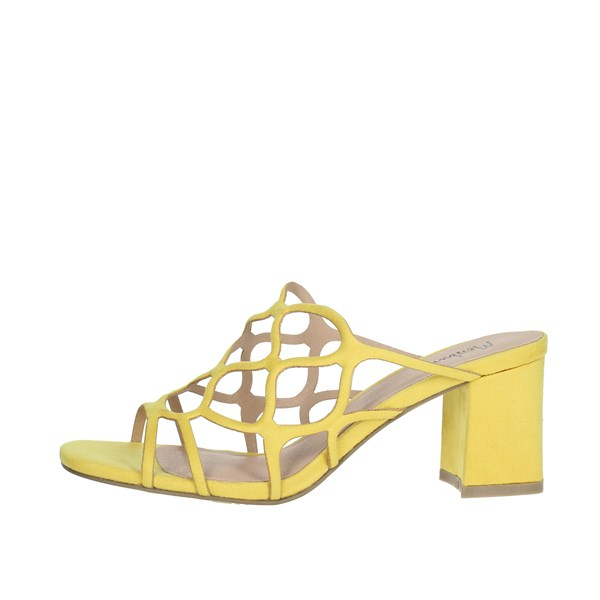 Menbur Shoes Sandals Yellow 20111 0014