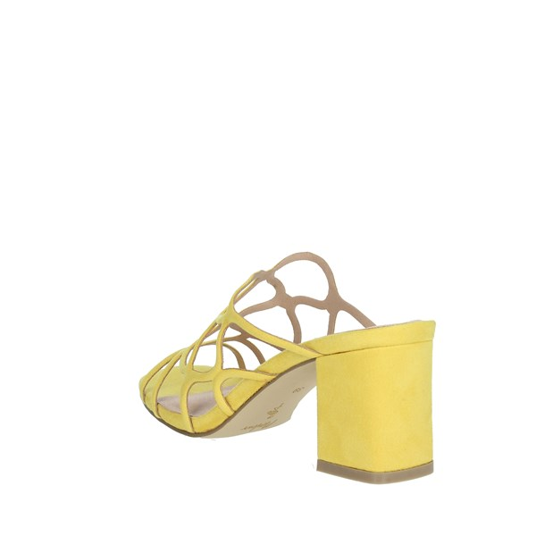 Menbur Shoes Sandal Yellow 20111 0014