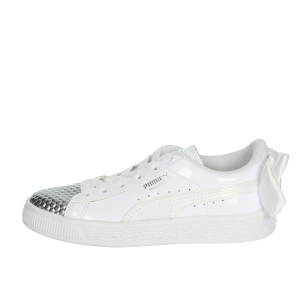 Puma Shoes Sneakers White 368984 01