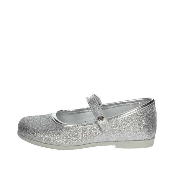 Melania Shoes Dancers Silver ME2052D9E.D