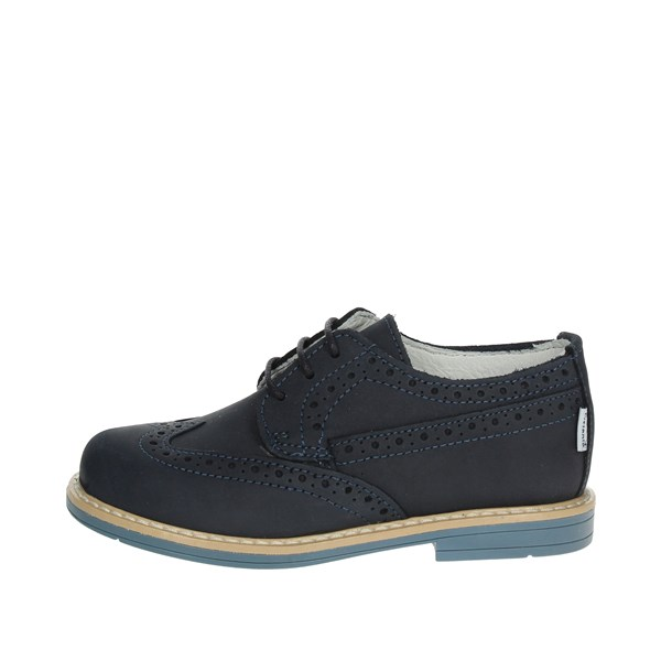 Melania Shoes Brogue Blue ME2219D9E.K